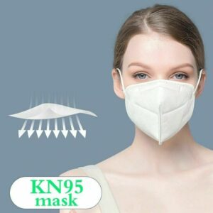 KN95 Protective face Mask - 5 pcs/pack