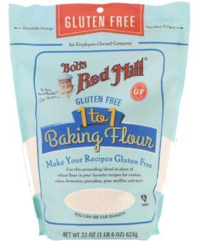 Bob's Red Mill, 1 to 1 Baking Flour, 22 OZ