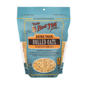 Bob's Red Mill, Extra Thick Rolled Oats, 32 OZ