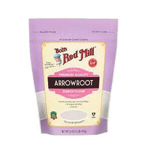 Bob's Red Mill - Gluten Free Arrowroot Starch Flour - 16 OZ