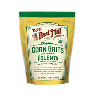 Bob's Red Mill Organic Polenta Corn Grits, 24 OZ