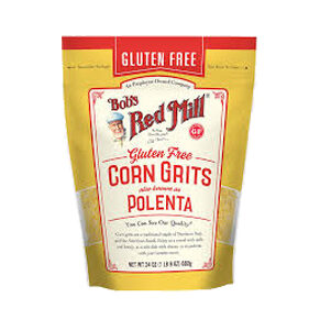 Bob's Red Mill, Polenta, Corn Grits, Gluten Free, 24 OZ