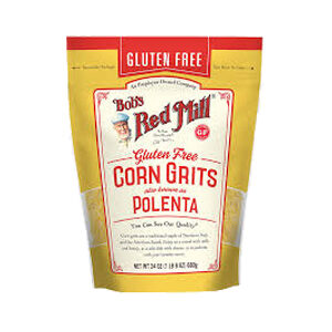 Bob's Red Mill, Polenta, Corn Grits, Gluten Free, 24 OZ