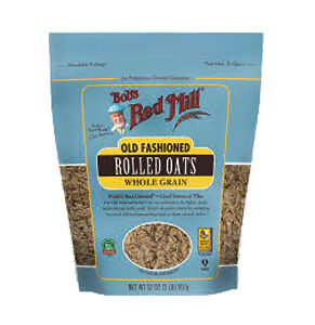 Bobs Red Mill Old Fashioned Rolled Oats, 32 OZ