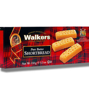 Walkers Shortbread - Pure Butter Fingers - 5.3 OZ.