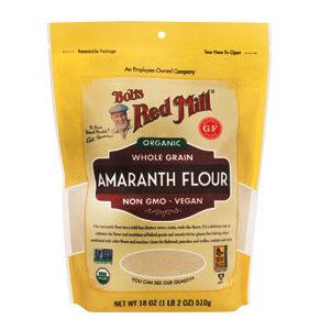 Bob's Red Mill - Organic Amaranth Flour - 18 OZ