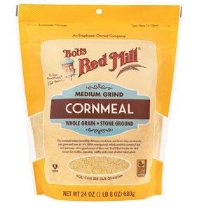 Bob's Red Mill - Medium Grind Cornmeal - 24 OZ