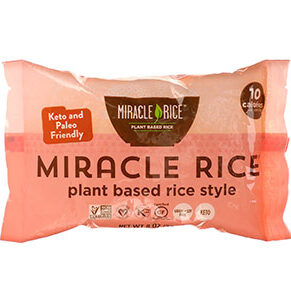 Miracle Noodle, Miracle Rice, 8 OZ
