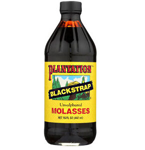 Plantation Blackstrap Molasses Syrup - Unsulphured - 15 Fl OZ.