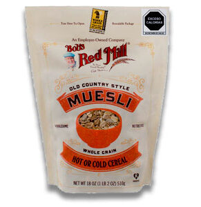 Bob's Red Mill - Muesli Old Country Style - 18 OZ