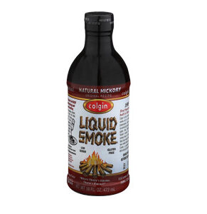Colgin Liquid Smoke - Natural Hickory - 4 Fl OZ.