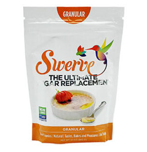Swerve All-Natural Sweetener Granular -- 12 OZ
