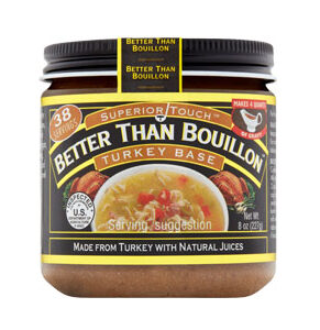 Better Than Bouillon - Turkey Base - 8 OZ