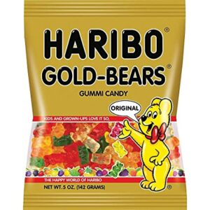 1 of Haribo Gold Bears Gummi Candy5.0oz