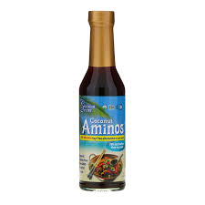 Coconut Secret, The Original Coconut Aminos, Soy-Free Seasoning Sauce, 8 fl oz