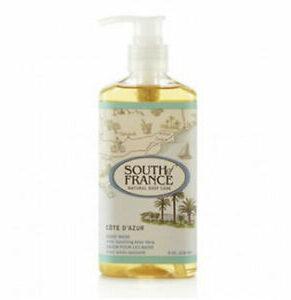 South of France, Hand Wash, Cote D' Azur, 8 oz (236 ml)