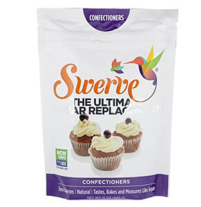 Swerve, The Ultimate Sugar Replacement, Confectioners, 12 oz