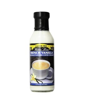 Walden Farms Naturally Flavored Calorie Free Coffee Creamer French Vanilla -- 12 fl oz