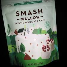 Mint Chocolate Marshmallows, 4.5 oz