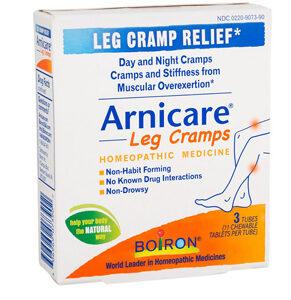 Boiron Arnicare® Leg Cramps -- 33 Chewable Tablets