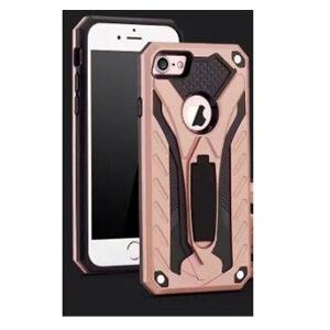 Hybrid Kickstand Case Phantom Series For Iphone 7 Plus(Rose Gold/Black)