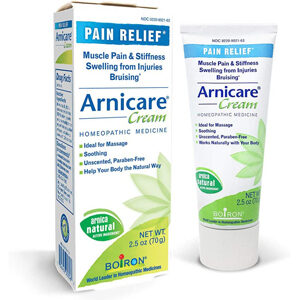 Boiron Arnicare® Pain Relief Cream -- 2.5 oz