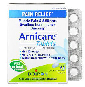 Boiron, Arnicare, Pain Relief, 60 Quick-Dissolving Tablets
