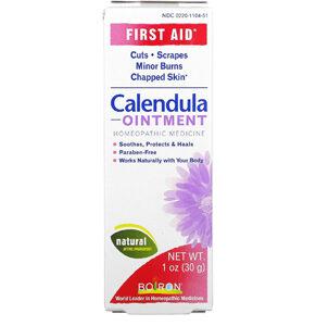 Boiron, Calendula Ointment, First Aid, 1 oz (30 g)