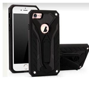 Hybrid Kickstand Case Phantom Series For Iphone 7 Plus(Black)