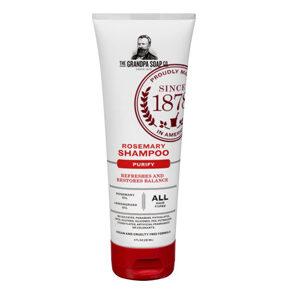The Grandpa Soap Co Rosemary Shampoo Purify -- 8 fl oz