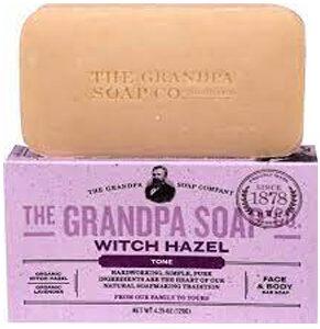 Grandpa Soap Soap - Witch Hazel - 4.25 oz