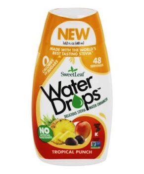 Water Drops Stevia Water Enhancer Tropical Punch - 1.62 fl. oz.
